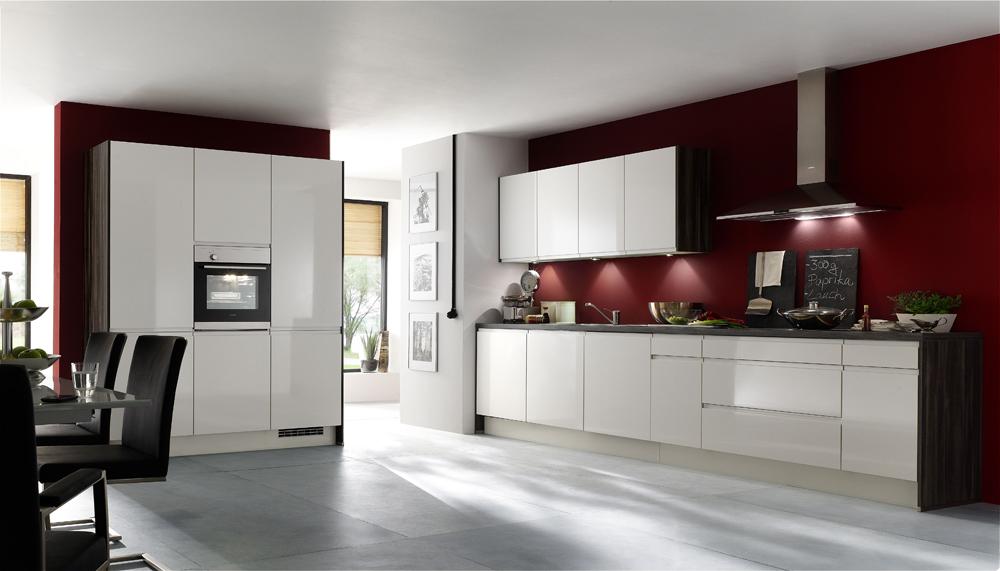 moderne k chen chix trendig saar saar. Black Bedroom Furniture Sets. Home Design Ideas
