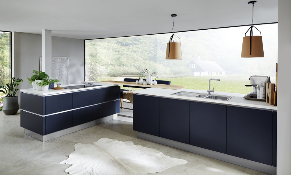Kleine küchen beispiele  Küchen bis 12.000 € - Finden Sie hier Ihre Traumküche - Saar Küchen