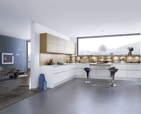 Mittlere Küchen