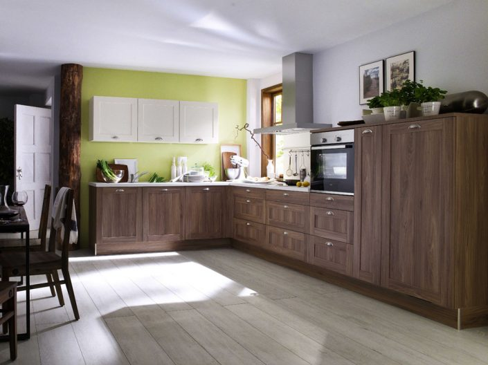 Küchenbeispiele bis 12.000 €