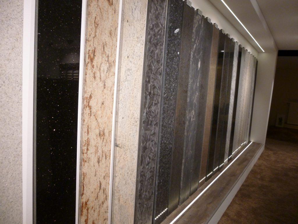 Granitarbeitsplatten