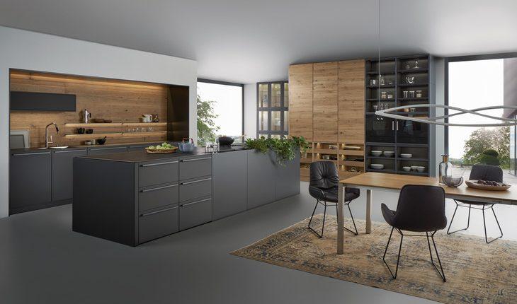 Küchen mit Insel - Kücheninsel - bei Saar Küchen - saar ...