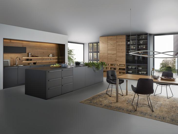 Küchen mit Insel - Kücheninsel - bei Saar Küchen - saar-kuechen.de