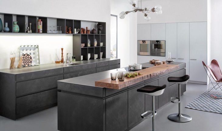 Küchen mit Insel