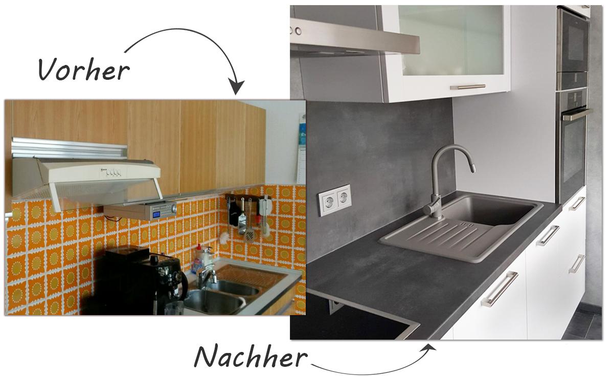 Kundenküche Schwalbach-Elm: Kleine Küche