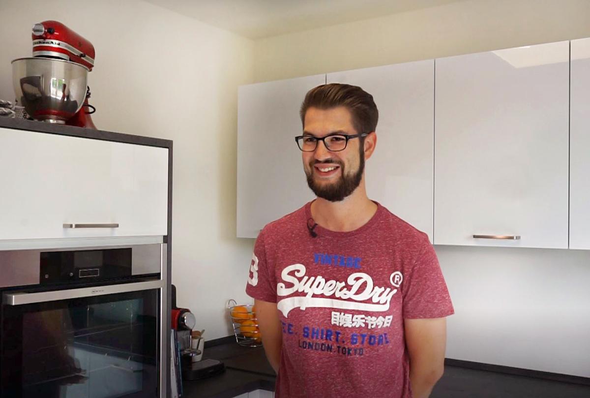 Kunden Küche Jonas D.