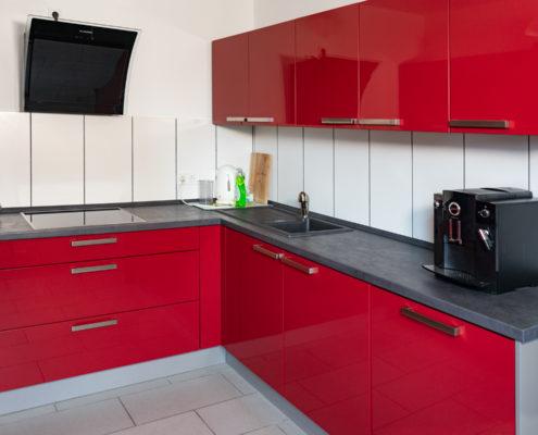 Rote U-Küche Dillingen/Saar