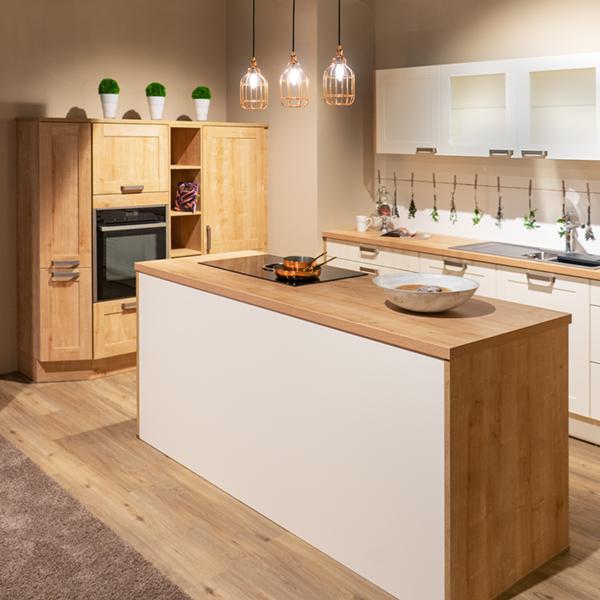 Küchenform Modul Küche mit Insel