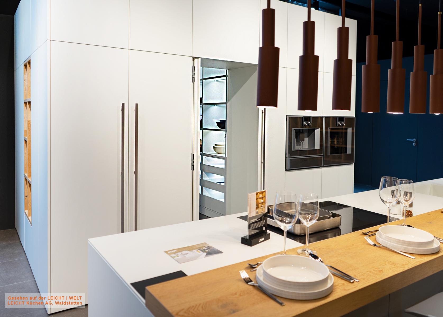 SAAR Küchen Ordnung LEICHT Küchen Raum-im-Raum