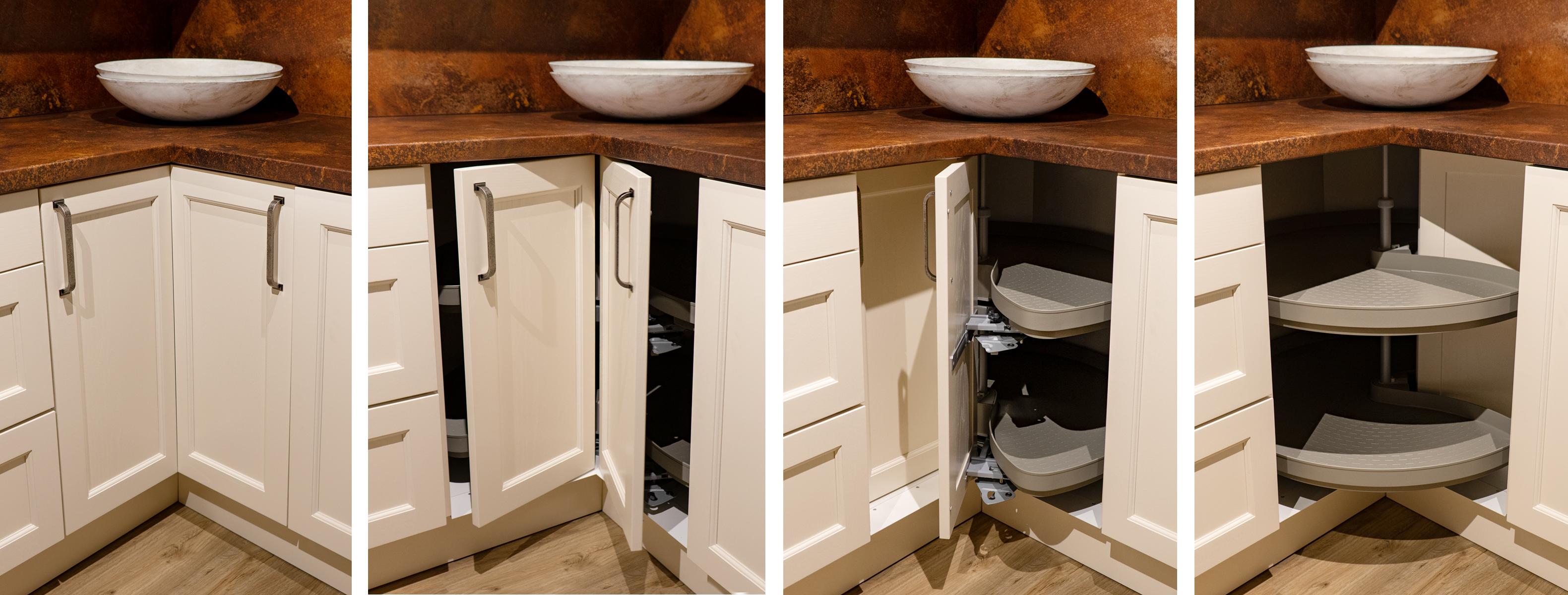 SAAR Küchen Ordnungssysteme Eck-Rondell