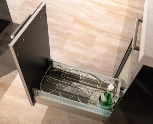 SAAR Küchen Ordnungssysteme Flaschenhalter