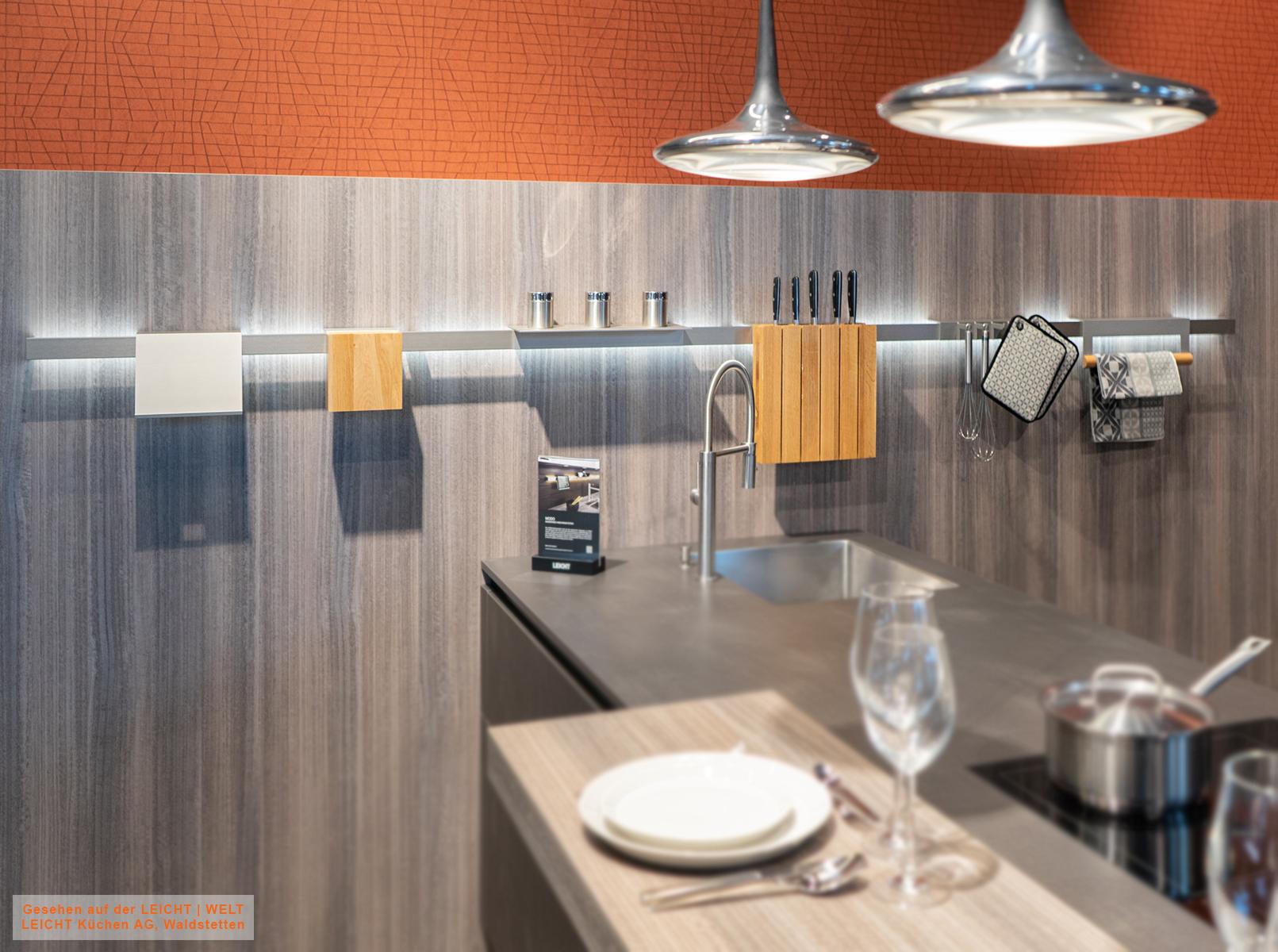 SAAR Küchen Ordnungssysteme Reling