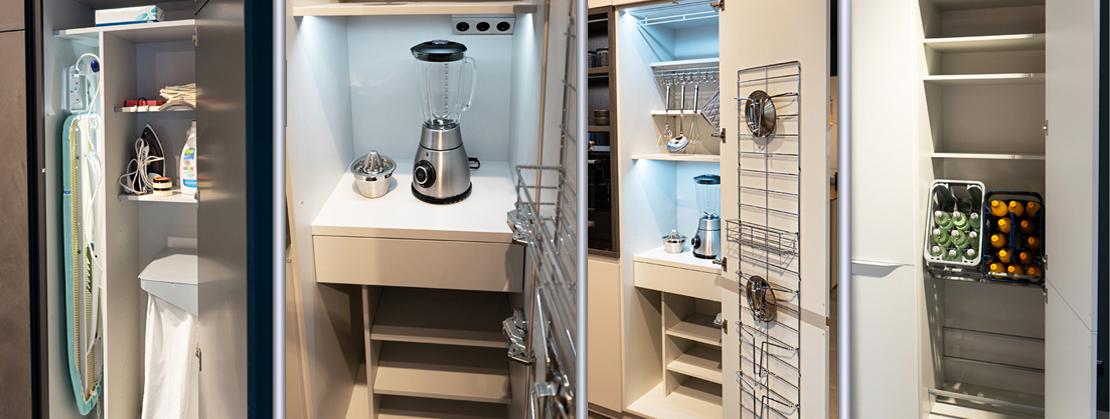 SAAR Küchen Blog Ordnungssysteme