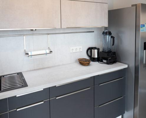 Erste eigene Küche - Single-Küche mit Sitzplatz Merzig