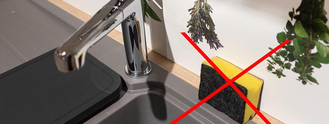 SAAR Küchen Tipps Pflege