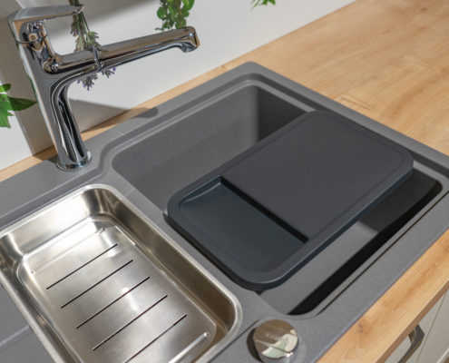 SAAR Küchen Spüle
