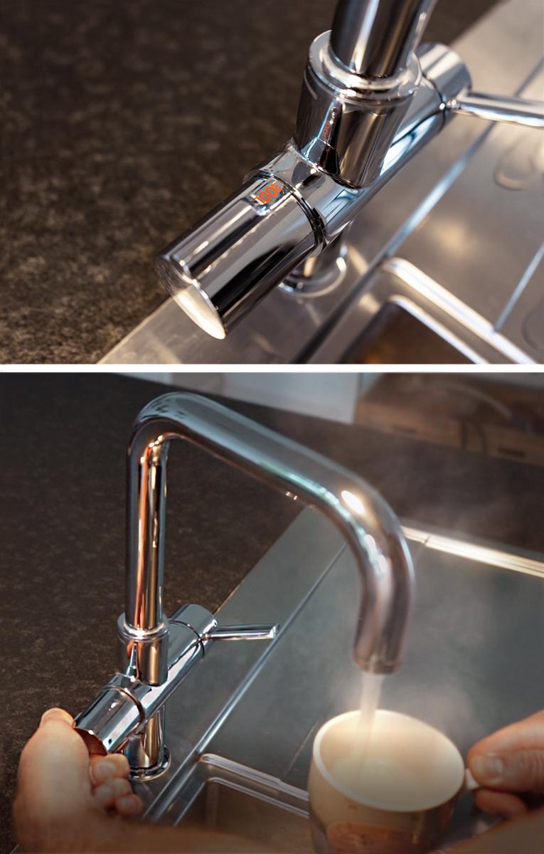 Kochend Wasser Armatur 100°