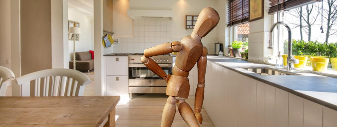 SAAR Küchen Ergonomie