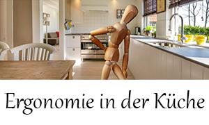 SAAR Küchen Blog Ergonomie
