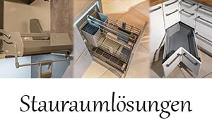 SAAR Küchen Blog Stauraum